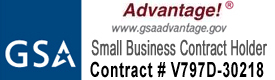 Small Business Contract Holder #V797D-30218