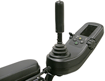 Wheelchair Control System Joystick Extension Components