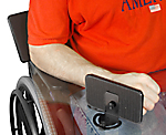 Wheelchair Seating & Positioning Adapt-A-Tray