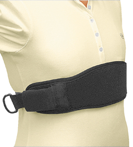 Wheelchair Positioning TheraFit Premium Adjustable Chest Strap