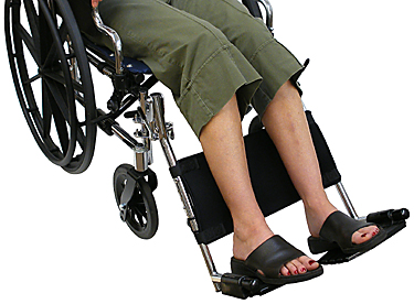 Wheelchair Positioning Calf Panel