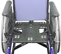 Wheelchair Seating Solid Drop Seat