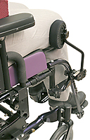 Wheelchair Abductor/Adductor Positioning Products