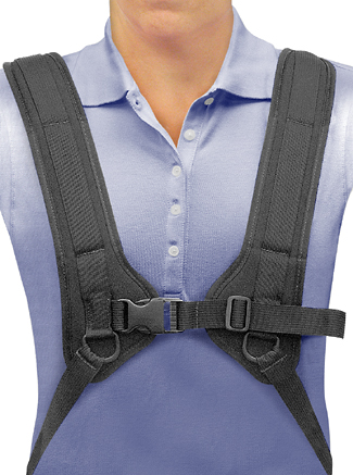 Wheelchair Positioning TheraFit Premium Shoulder Harness