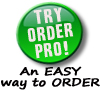 Therafin Order Pro - the EASY way to ORDER