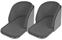 Wheelchair Positioning Shoe Holders With Pads