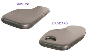 Padded Half Trays with pre-installed hardware that fits Pride TB3 Armrests