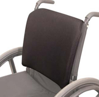 Easy Clip Back - - Posture Support for a Slingback Wheelchair